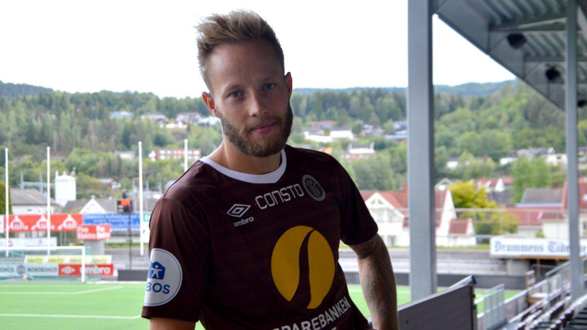 Henter dansk dynamitt