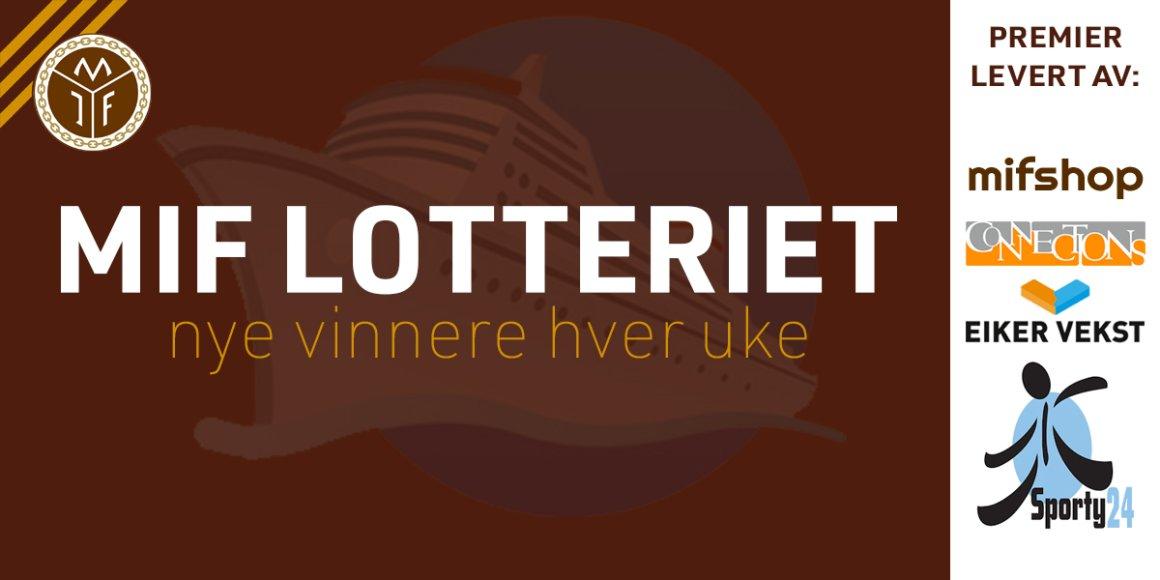 Vinnere MIF-lotteriet