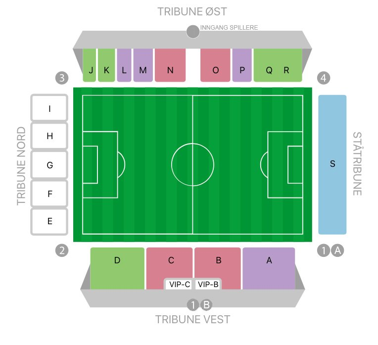 Stadionkart Covid-19