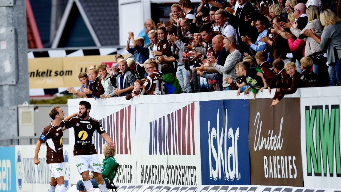 6 magiske øyeblikk på Isachsen stadion